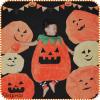 寝相アート®「ハロウィンパーティー」10月(2020.10.11)