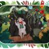 【NEW】寝相アート® 『ジャングル探検隊』 夏休み(2021.07.22)