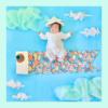【NEW】寝相アート®『こいのぼり』こどもの日(2021.05.05)
