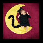 ハロウィン「黒猫」タオルギフト