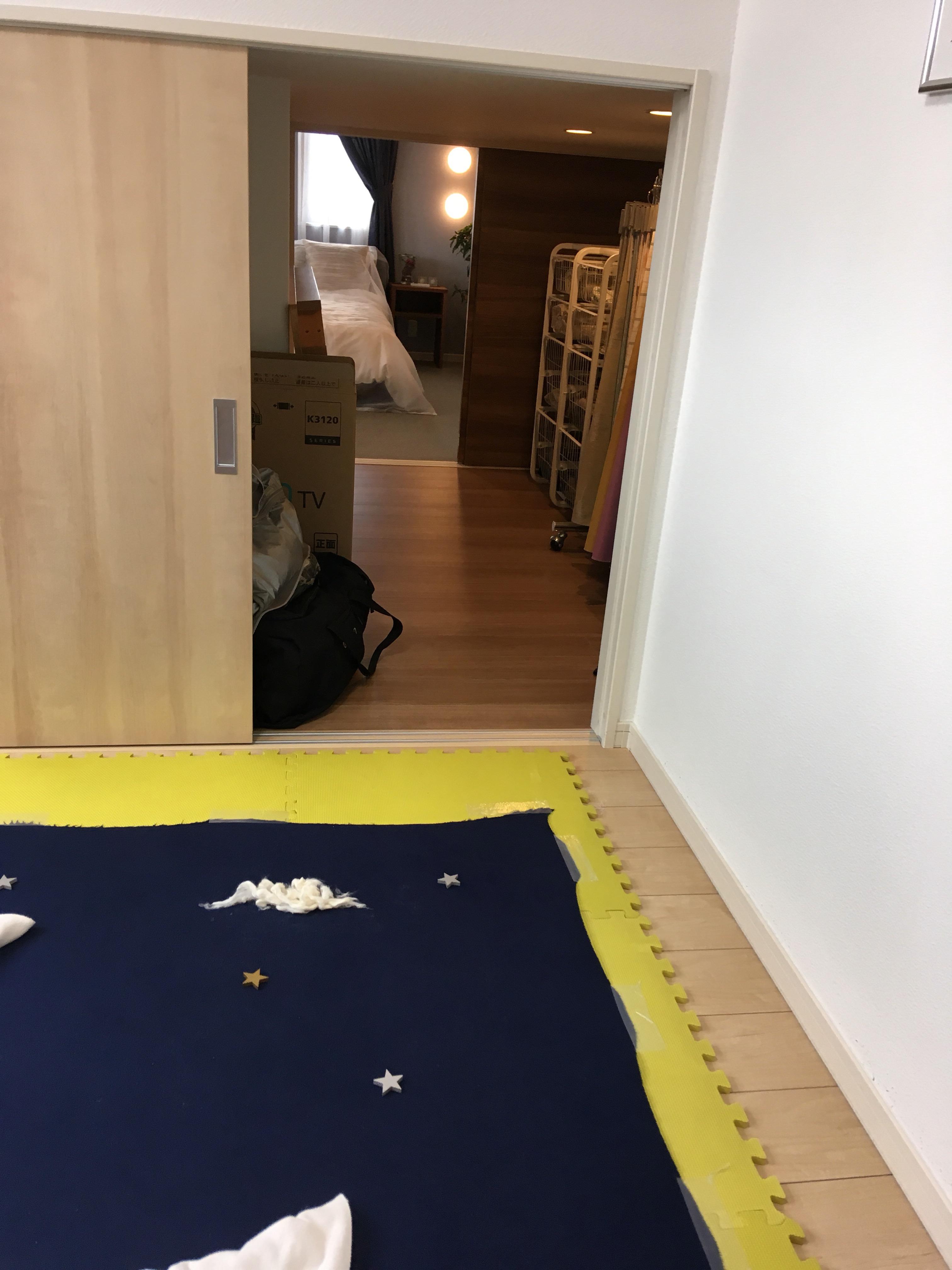 寝相アート,コンチネンタルホーム,イオン太田